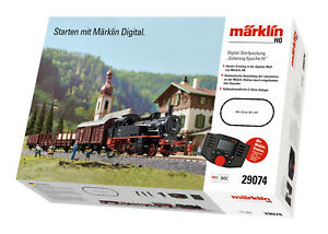 """Märklin H0 29074 Digital-Startpackung """"Güterzug Epoche III"""" mfx - NEU + OVP"""