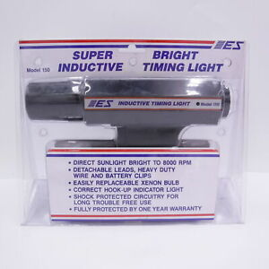 Inductive Pick-Up Timing Light Model 150