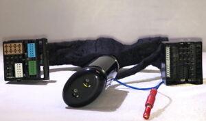 High Low Adapter Cinch Anschluss Ausgang Wandler für AUDI A1 8X  A3 8V  A4 B8 8K
