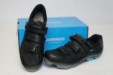 New Shimano Women's SH-WM53L MTB Mountain Bike Shoes 43 10.4 Black SPD Cycling