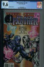 Black Panther 45 vol. 2 CGC 9.6 Wolverine Iron Man Avengers Christopher Priest