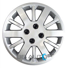 "NEW 15"" Silver Bolt On Hubcap Rim Wheel Cover for 2009-2010 Chevrolet Cobalt"