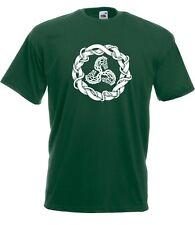 Camiseta J1919 Intereccio Celta Tradicional Caballo Fairylands