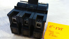 FPE 3 POLE 20 AMP STAB LOK BREAKER, Type NA3P20, Fed Pacific  FREE SHIPPING!