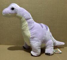 Toreba Amuse Dinosaur Purple Apatosaurus Plush