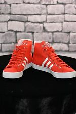 Men's Adidas Originals Court Vantage Mid Shoes Red/White 11.5 Style S78793
