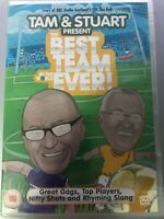 , Tam & Stuart Present The Best Team In The World Ever [DVD], New Sealed