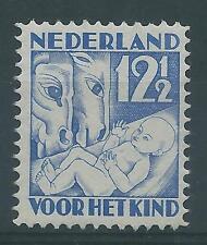 1930TG Nederland Kinderzegels NR.235 postfris, mooi zegel!
