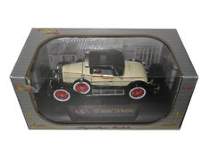 1927 CADILLAC 314 ROADSTER TAN 1/32 DIECAST MODEL CAR BY SIGNATURE MODELS 32352
