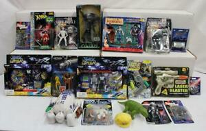 Assorted Lot of 19: Star Force, Space Combat, Alien, Pocahontas & More NR