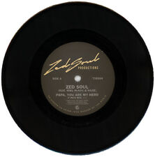 "ZED SOUL Feat. NOEL McKOY & NAJEE  ""PAPA, YOU ARE MY HERO (7"" MIX)""    LISTEN!"