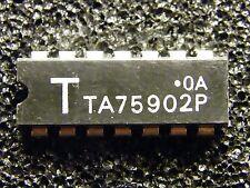 5x ta75902p quad operational Amplifier, Toshiba