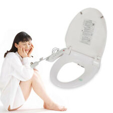 New listing Smart Toilet Seat, Unlimited Warm Water Bidet seat,Electronic Heating Seat Spray
