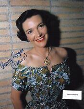 NANCY REAGAN ( DAVIS ) . Actress/ FLOTUS Personally Hand signed 8x10 photo w COA