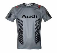 Audi S-Line T-shirt Maglietta Camiseta / Gift DTM Nürburgring Quattro S3 S4 4