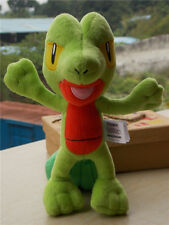 "New Authentic TOMY Pokemon X & Y Treecko 8.5"" Plush Doll Toy"