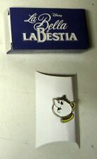 Walt Disney - SPILLA LA BELLA E LA BESTIA - Pin   Mrs. Bric -  Mrs Potts NEW