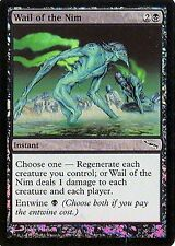 MTG - Mirrodin - Wail of the Nim - Foil - NM
