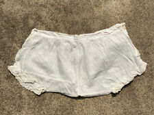 Vintage Baby Marshall Fields Infant Wear Diaper Cover Bloomers Shorts Cotton
