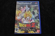 Dragon Ball Z Budokai Tenkaichi  Playstation 2