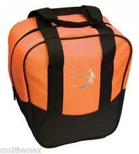 NIB BSI Nova bowling ball Bag Orange w FREE SHIPPING $12.99