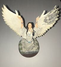 """New ListingBradford Exchange """"Sacred Calling"""" Figurine Native Dreams Collection Limited"""