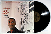 Bill Cosby - I Started Out as a Child (1964) Vinyl LP • Stand-up Comedy