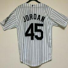 Michael Jordan number 45 baseball white socks jersey brand new