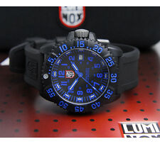 Luminox A.3053 Navy Seal Colormark 3050 Series Rubber 44mm Men's Watch FedEx