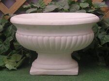 Oval Grecian Roman Vase Planter Urn Latex Fiberglass Production Mold Concrete