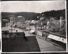 OLD 1917 SAN FRANCISCO CALIFORNIA REHFELD BROTHERS CAMERA SHOP STREET VIEW PHOTO