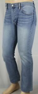 Polo Ralph Lauren Bootcut Warp Stretch Jeans Leather Tag NWT