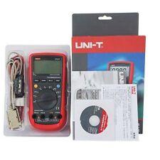 UNI-T UT-61E  True RMS Digital Multimeter AC/DC Volt Amp ohm Tester with RS232Ca