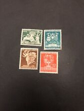 German Third Reich WWII MNH Europe Stamps- Lot A-66845