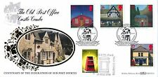 GB. Benham 1997 Post Office BLCS131, P/M Chippenham, Duel Netherlands.