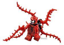 LEGO SUPER HEROES MARVEL - MINIFIGURA CARNAGE SET 76036 - ORIGINAL MINIFIGURE