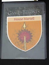 GAME OF THRONES SEASON 3 RARE CASE LOADER TOPPER H10 HOUSE MARTELL GOT SAISON 3