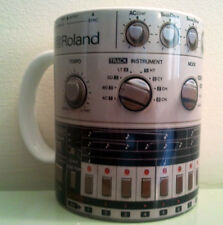 Custom Roland TR-606 TR606 Drumatix Analogue Drum Machine novelty mug studio
