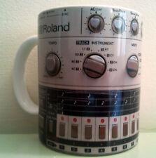 Custom Roland TR-606 TR606 Drumatix Analogue Drum Machine novelty mug studio