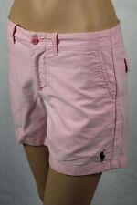 Ralph Lauren Sport Pink Navy Blue Pony Shorts NWT 14