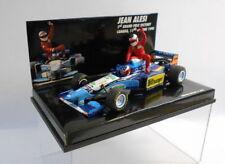 Voitures miniatures bleus MINICHAMPS moulé sous pression