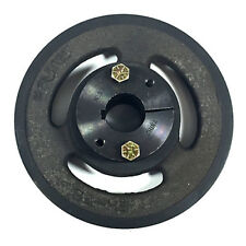 """Replacement for Scag Pulley Rep: 48127 48294 48181. 5-3/4"""" OD, B Groove, 1"""" QD"""