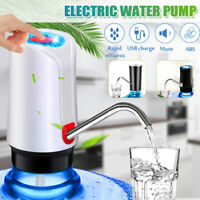 Automatic Electric Portable Gallon Drinking Bottle Switch Water Pump  ↻