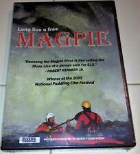 Long Live a Free Magpie - WW Kayak Video Canada Wilderness NPFF WInner