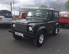 2004 Land Rover Defender 90 County Station Wagon TD5