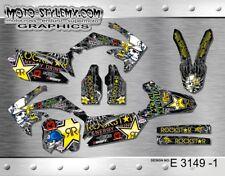 Honda CRf 450R 2009 up to 2012 graphics decals sticker kit Moto StyleMX
