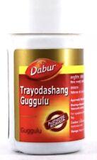 Dabur Trayodashang Guggulu Backache,sciatica, spondylitis, Arthritis