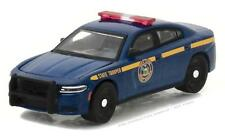 GREENLIGHT 1/64 HOT PURSUIT 2016 DODGE CHARGER PURSUIT NEW YORK STATE POLICE CAR