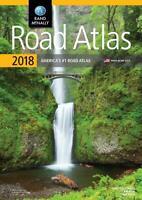 Rand McNally 2018 Road Atlas America's #1 United States Canada Mexico