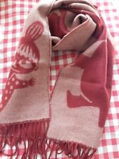 Moomin Valley Character Moomintroll Little my Snork Maiden Scarf